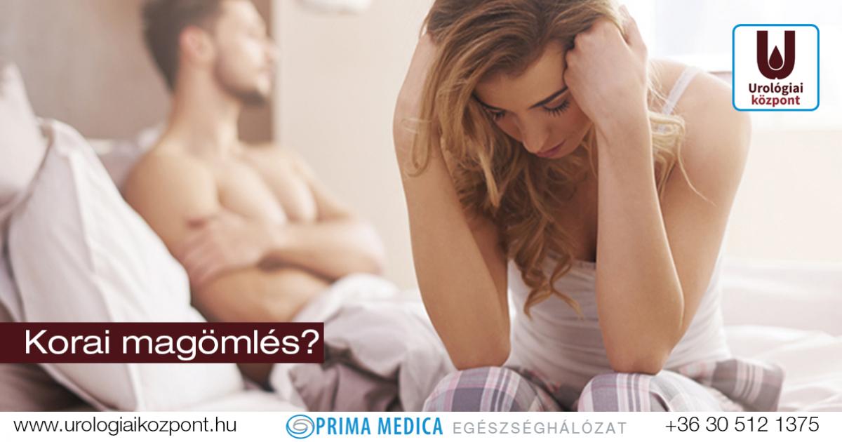 korai erekció férfiaknál péniszének megnagyobbodása otthon