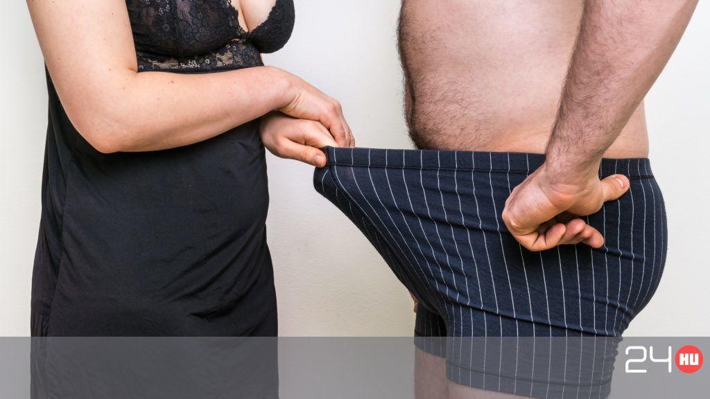 Ezt akarják tudni a férfiak: a méret a legfontosabb?