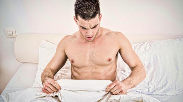 férfi betegség merevedése
