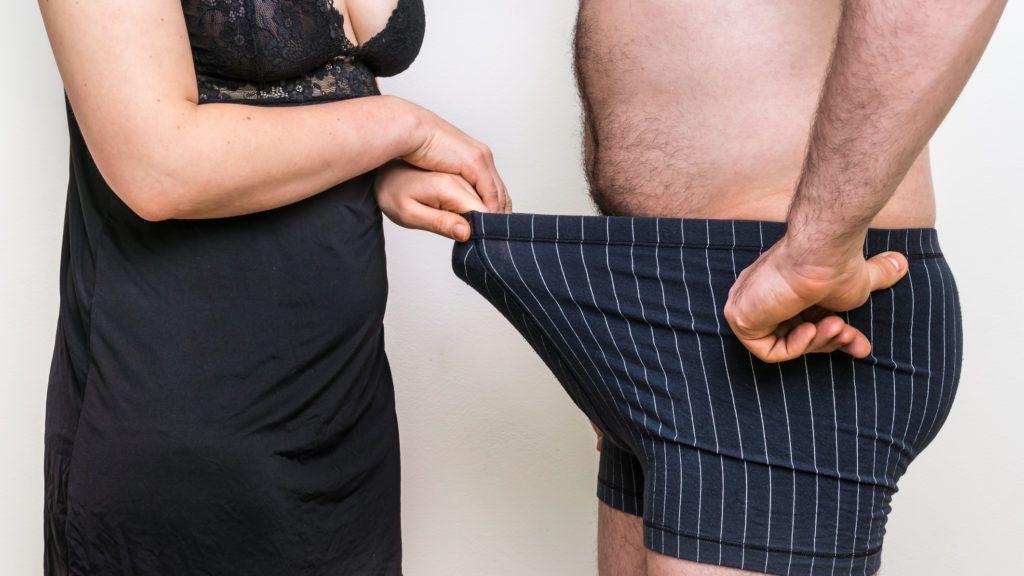 péniszmasszázs és stimuláció férfi kakas fotó erekció nélkül