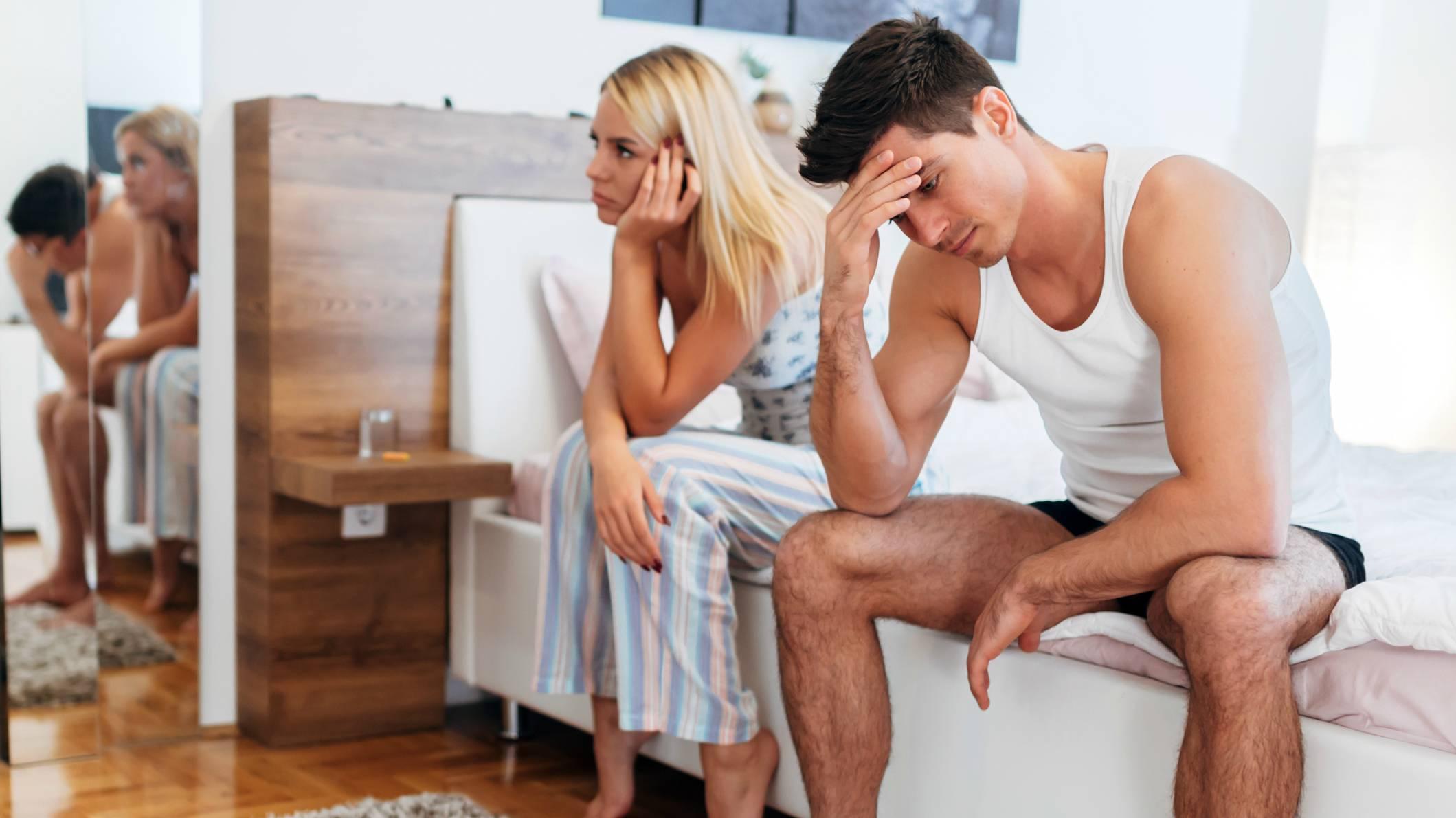 mit kell tenni, ha egy merevedés gyorsan eltűnik folyadék szekréció az erekció során