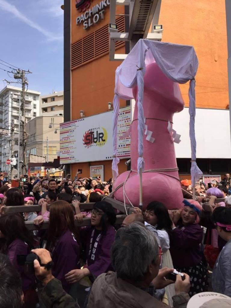pénisz fesztivál