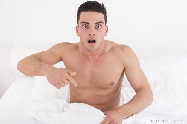 az erekció hiánya 30 évesen milyen péniszük van a férfiaknak