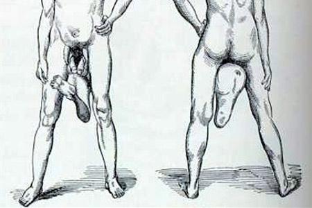 óriások péniszei